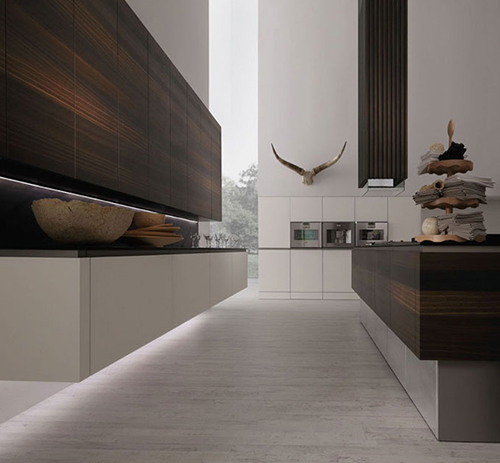 Nouveau Kitchen design from Germany - Just3Ds