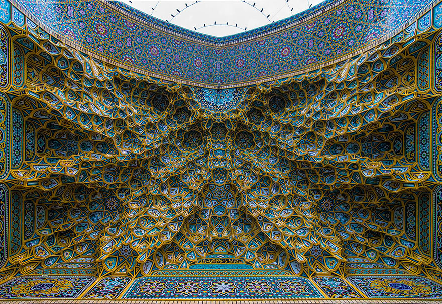 1 - Fatima Masumeh Shrine Qom Iran just3ds.com
