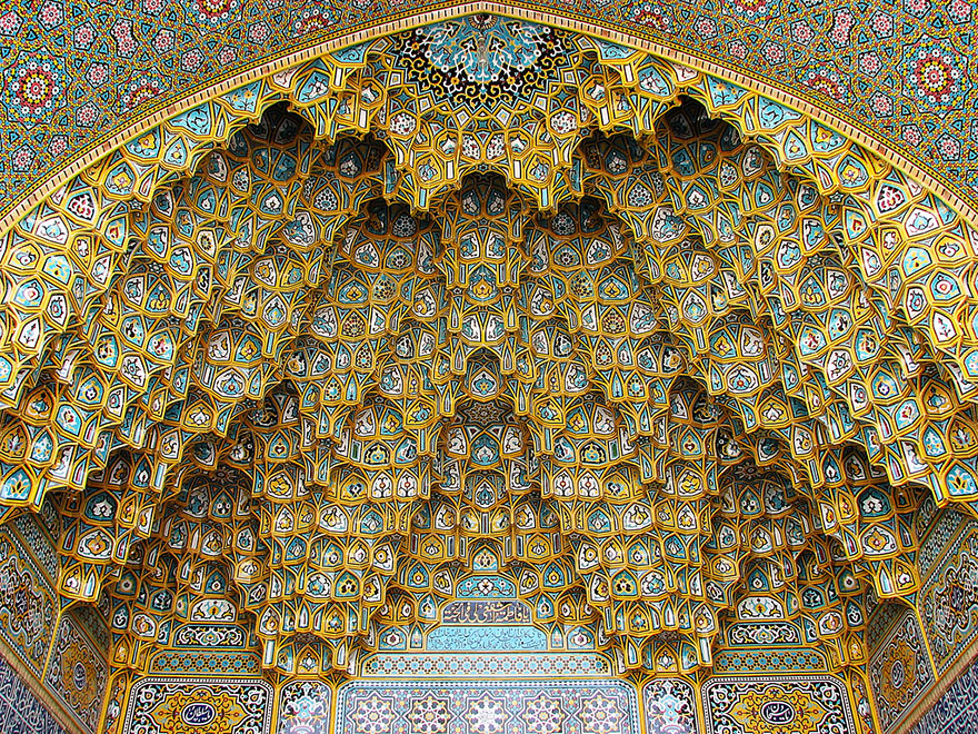 6 - Fatima Masumeh Shrine Qom Iran just3ds.com