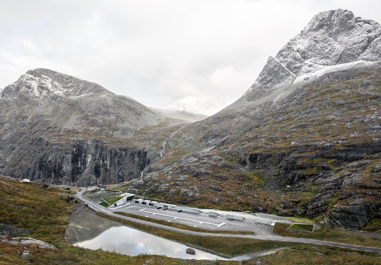 Trollstigplatået
