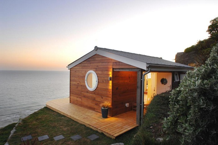 10 ideal cottages with less than 40 square meters