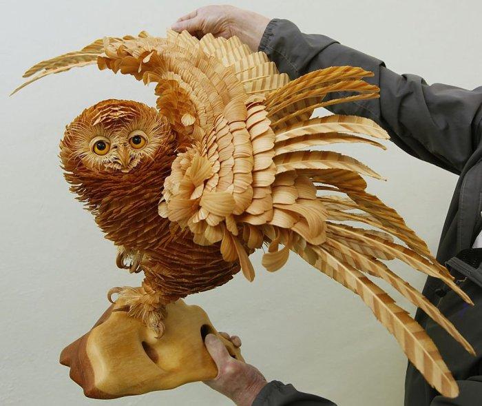 Wooden-Owl-by-Sergey-Bobkov-just3ds.com-1