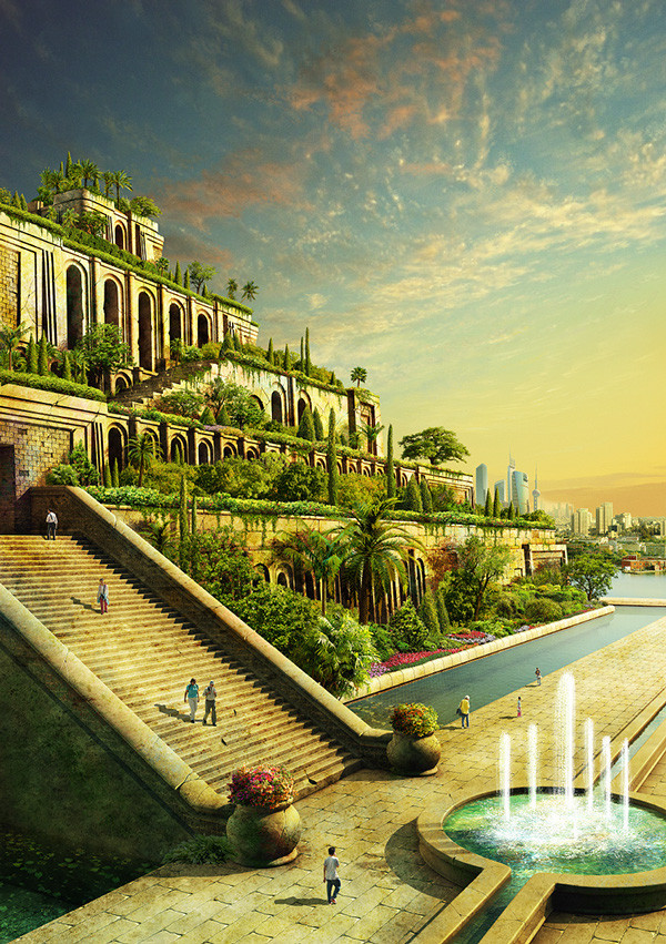 The-Hanging-Gardens-of-Babylon-just3ds.com-2