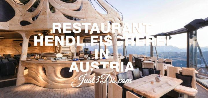 Restaurant-Hendl Fischerei-Austria-just3ds.com