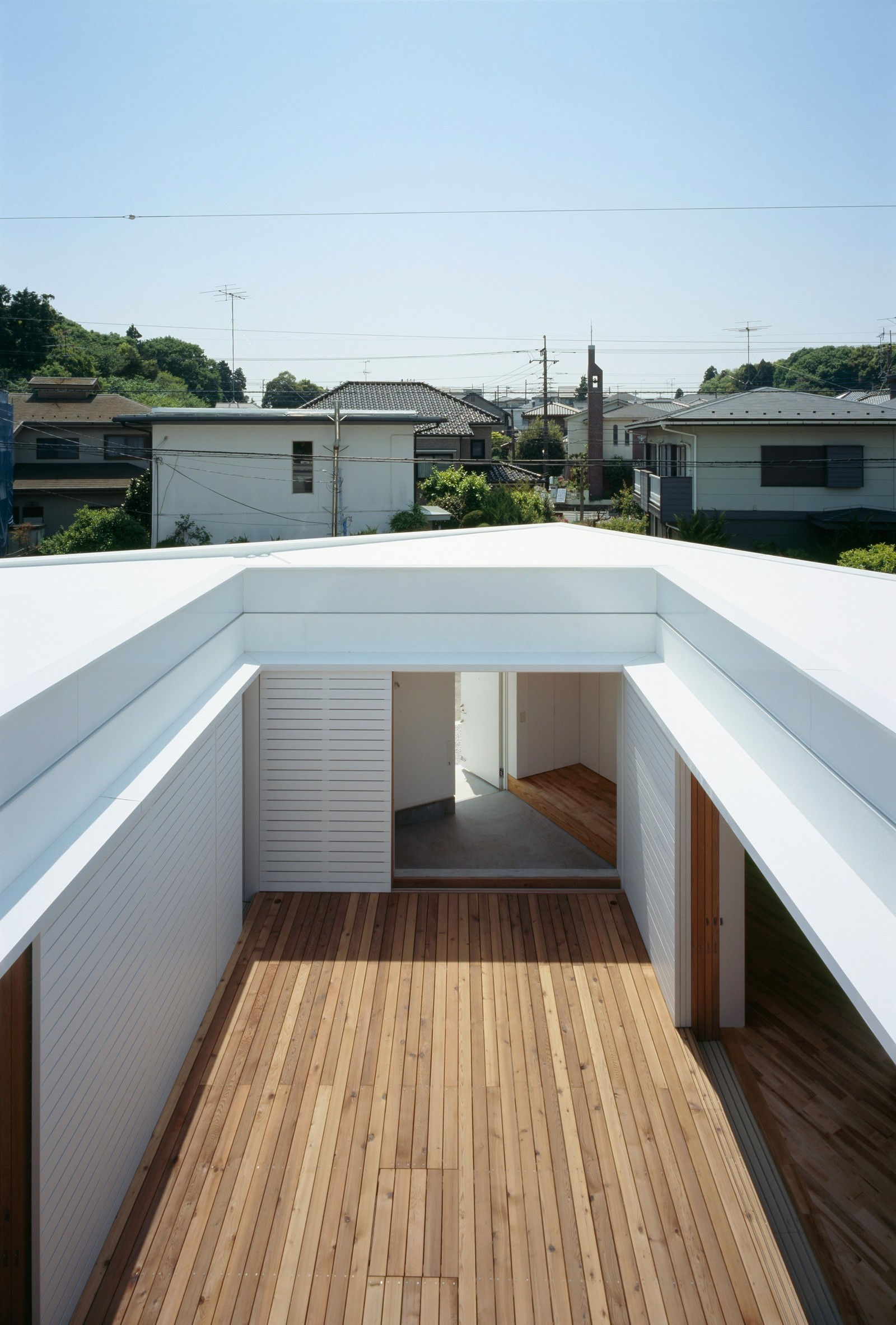 FWhite by Takuro Yamamoto Architects Just 3Ds